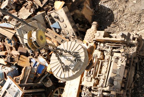 Stahlmagnet bei der Götz GmbH