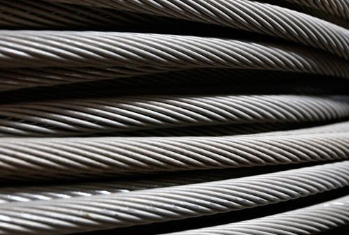 Detailbild, Makro, Schrott und Metalle, Götz GmbH