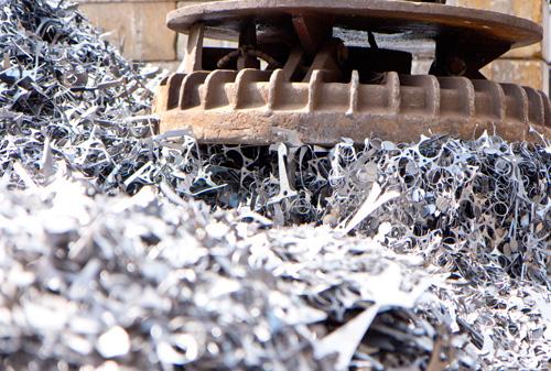 Götz GmbH, Material für Stahlwerke, Metallmagnet